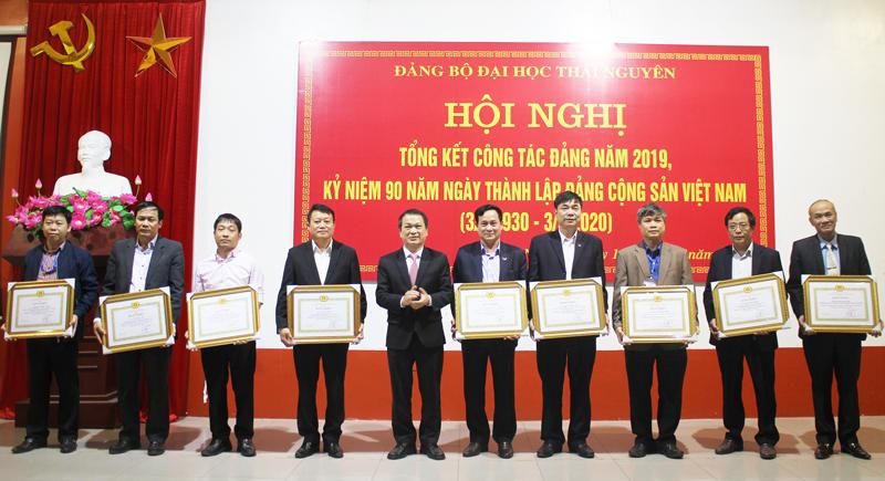 Tăng cường vai trò lãnh đạo của Đảng trong thực hiện mục tiêu nâng cao chất lượng đại học vùng